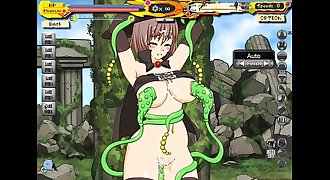 Witch Girl Hentai All End Game Scenes