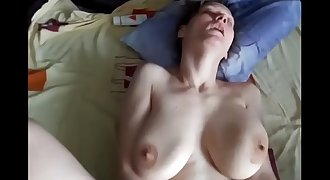 Busty Mature Milf Gets Down