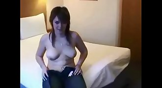 Inexperienced british creampied on homemade
